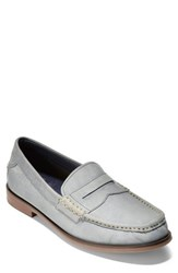 Cole Haan Pinch Friday Penny Loafer Excalibur Nubuck
