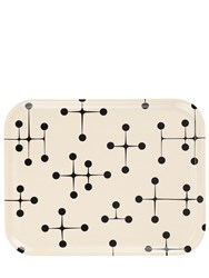Vitra Large Dots Classic Wooden Tray