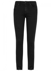 Articles Of Society Steph Black Ripped Skinny Jeans
