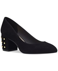 Nine West Cerys Dress Pumps Women's Shoes Black