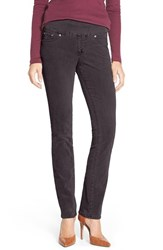 Petite Women's Jag Jeans 'Peri' Pull On Stretch Corduroy Pants Chimney Sweep