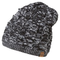 Helly Hansen Knitted Beanie Black White One Size