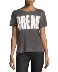 Chaser Dream Graphic Tee Vintage Black