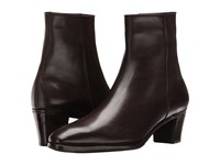 Gravati Leather Ankle Boot Brown 2 Women's Dress Zip Boots