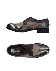 Ebarrito Lace Up Shoes Dove Grey