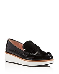 Kate Spade New York Priya Platform Loafers Black