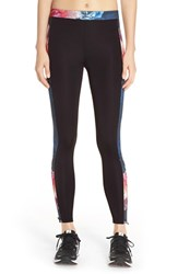 Women's Ted Baker London 'Monorose Cube' Leggings