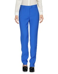 Caractere Casual Pants Blue