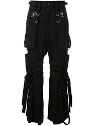 G.V.G.V. 'Raver' Trousers Black