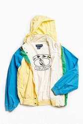 Urban Outfitters Vintage Nautica Yellow Jacket