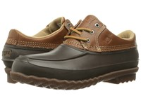 Sperry Decoy Boot Low Tan Men's Lace Up Boots