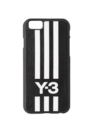 Y 3 Leather And Rubber Iphone 6 Case