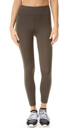 Koral Gunner Dynamic Duo High Rise Leggings Military Green
