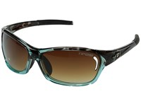 Tifosi Optics Launch S.F. Pro Model Blue Tortoise Sport Sunglasses Navy