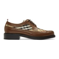Burberry Brown Arndale Derbys