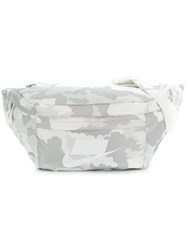 Nike Camouflage Print Tech Hip Pacl White