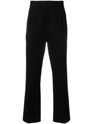 Henrik Vibskov Participants Trousers Black