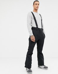 Protest Oweny Snow Pants In Black