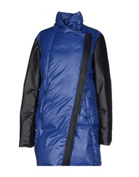 Liviana Conti Down Jackets Bright Blue