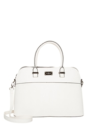 Paul's Boutique Maisy Handbag Tonal Snake Range Off White