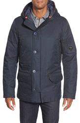 Spiewak 'Empire' 4 In 1 Parka With Reversible Lining Total Eclipse