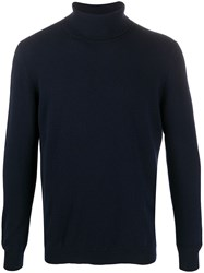 Pringle Of Scotland Cashmere Roll Neck Jumper 60
