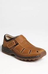 Men's Timberland 'Altamont Fisherman' Sandal Brown