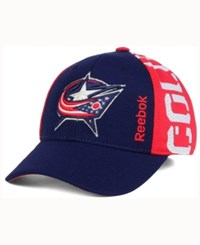 Reebok Columbus Blue Jackets 2016 Nhl Draft Flex Cap Navy