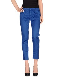 Vicolo Trousers Casual Trousers Women Acid Green