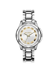 Karl Lagerfeld Karl 7 43.5 Mm Stainless Steel Unisex Watch Silver