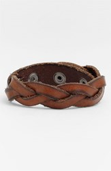 Men's Will Leather Goods 'District' Bracelet
