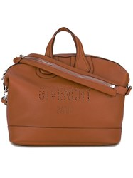 Givenchy 'Nightingale' Tote Brown
