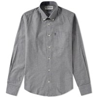 Barbour Don Shirt Grey