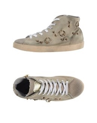 Beverly Hills Polo Club High Tops And Trainers Beige