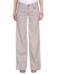 Roy Rogers Roy Roger's Choice Casual Pants Light Grey