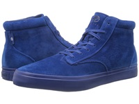 Radii Basic Navy Navy Suede Men's Shoes Blue
