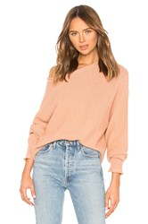 360Cashmere Remy Sweater Pink