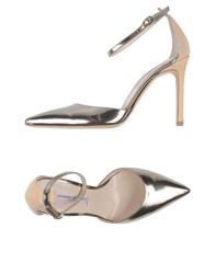 Roberto Festa Footwear Courts Women Platinum