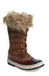 Sorel Women's 'Joan Of Arctic' Waterproof Snow Boot Umber