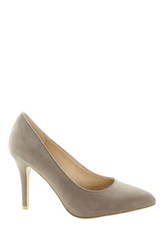 Anna Ada 1 High Heel Pump Brown