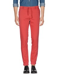 Blauer Casual Pants Red