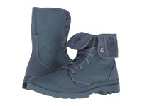Palladium Mono Chrome Baggy Ii Nordic Blue Boots