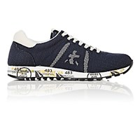 Premiata Men's Lucy Low Top Sneakers Navy