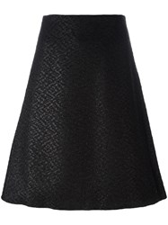 Eggs 'Graz' Skirt Black