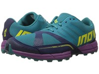 Inov 8 Terraclaw 250 Teal Navy Purple Women's Running Shoes Blue