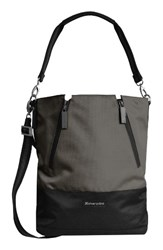 Sherpani Devyn Bucket Bag Grey Ash