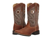Durango Mustang 12 Western Brown Dark Brown Cowboy Boots