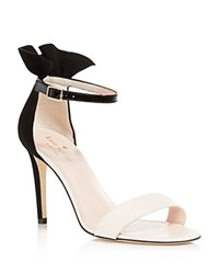Kate Spade New York Iris Ankle Strap High Heel Sandals Nude