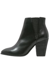 Buffalo Ankle Boots Black