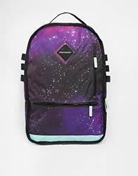 Sprayground Backpack Galaxy Black